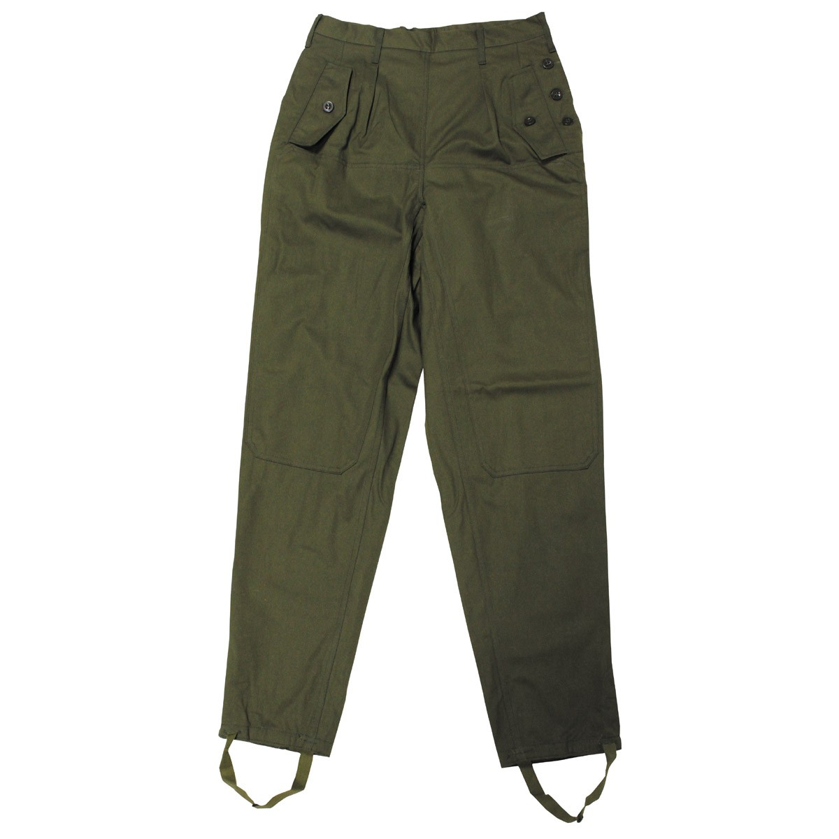 Kalhoty dámské vz.85 nové zelené