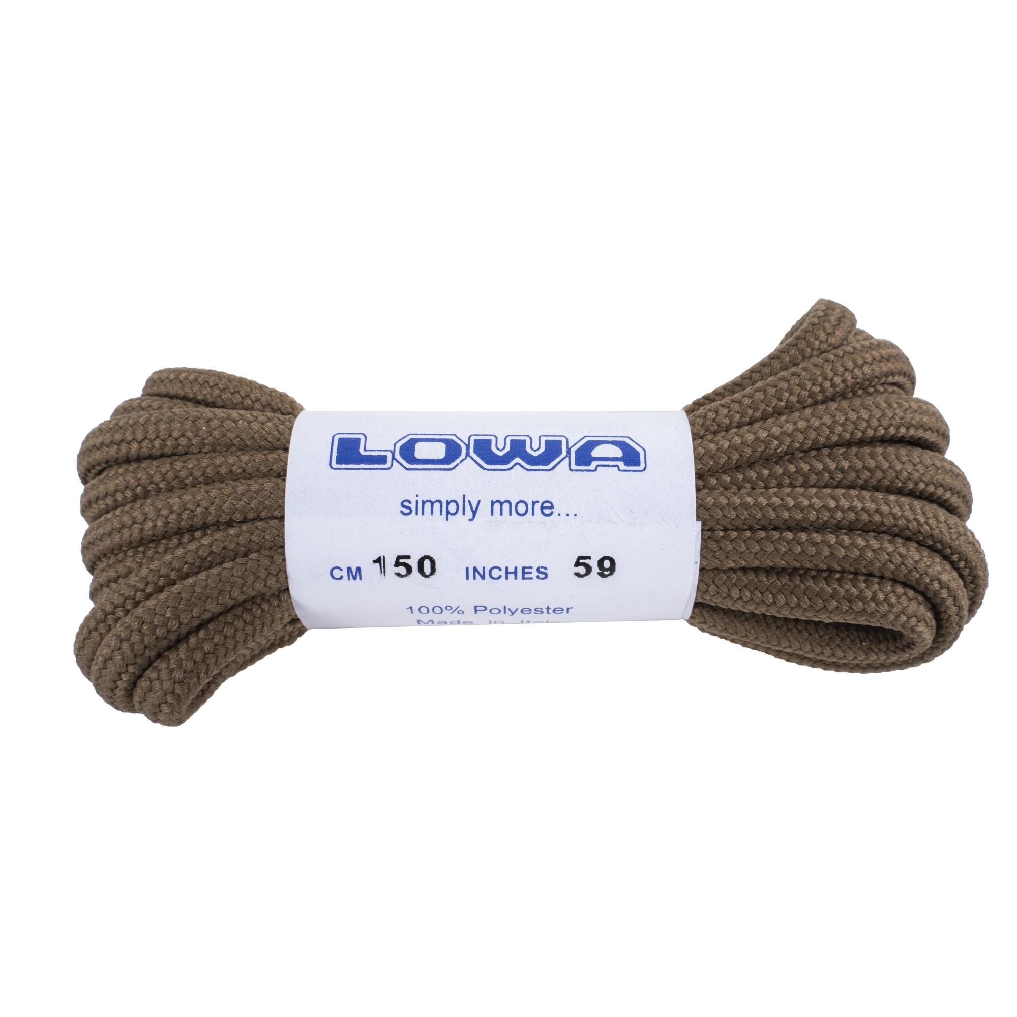 Tkaničky LOWA 150cm COYOTE