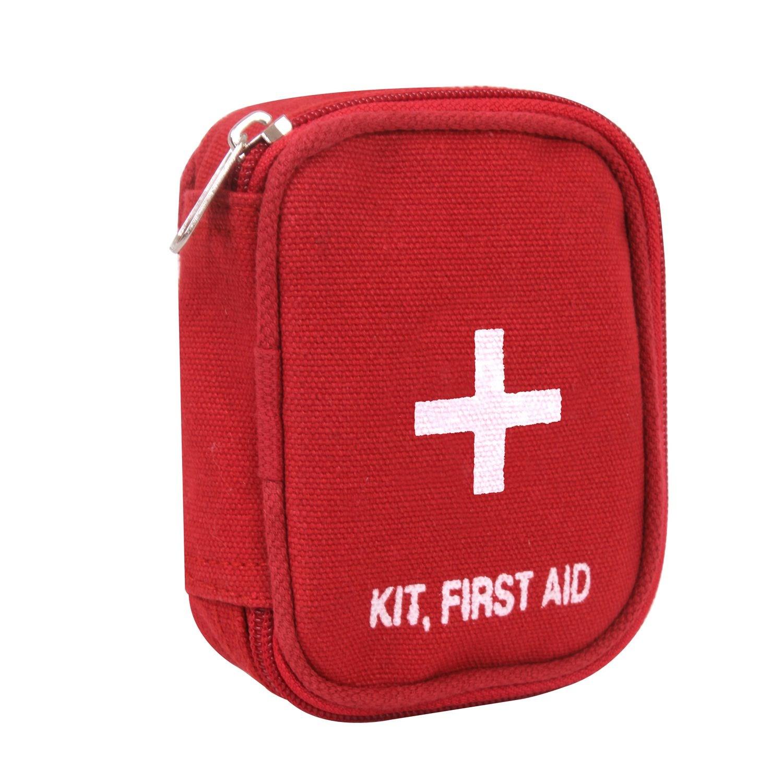 Lékárnička první pomoci M-1 s vybavením ČERVENÁ