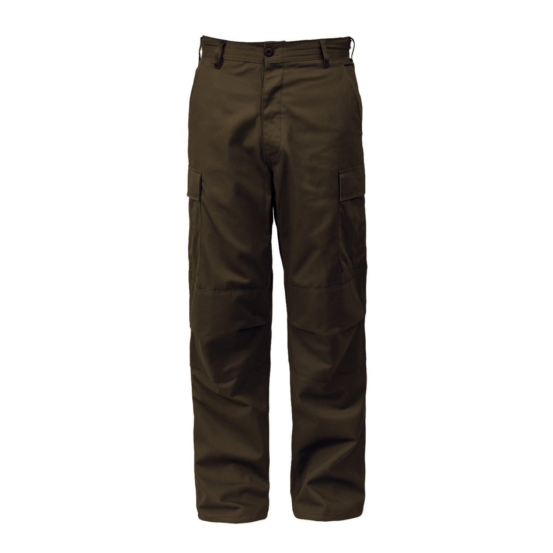 ROTHCO | Kalhoty BDU HNĚDÉ vel.L