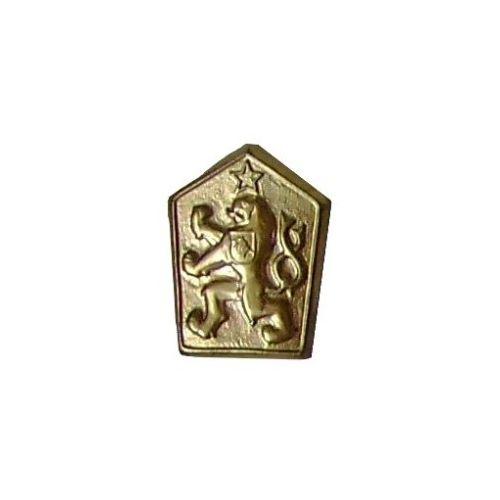 Odznak ČSLA - LEV s hvězdou