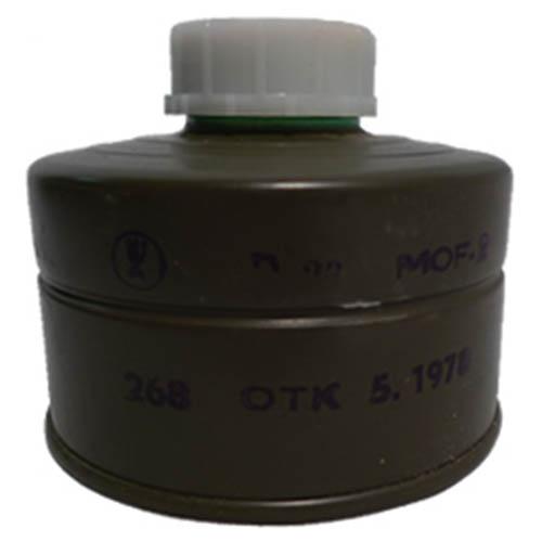 Filtr AČR/ČSLA do masky malý MOF-4, MOF-5 Armáda ČR 867105 L-11