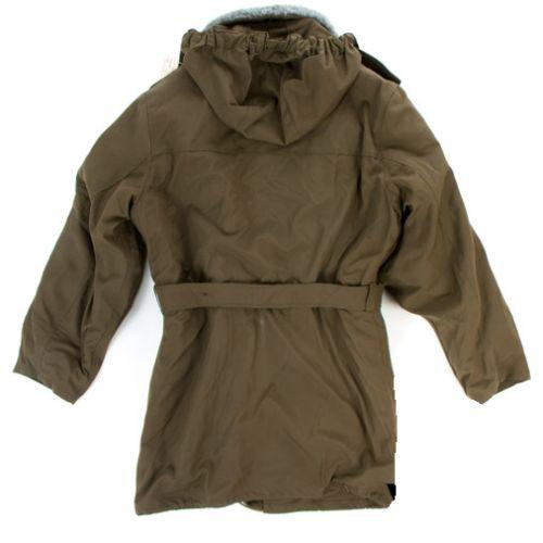 Kabát vz.85 včetně kapuce a límce Armáda ČR 89086 L-11