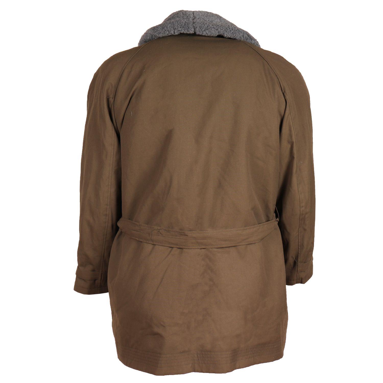 Kabát vycházkový s kožíškem vz.85 dvouřadé zapínání Armáda ČR 890868 L-11