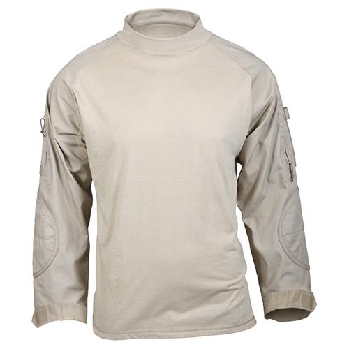 Košile COMBAT taktická DESERT SAND ROTHCO 90030 L-11