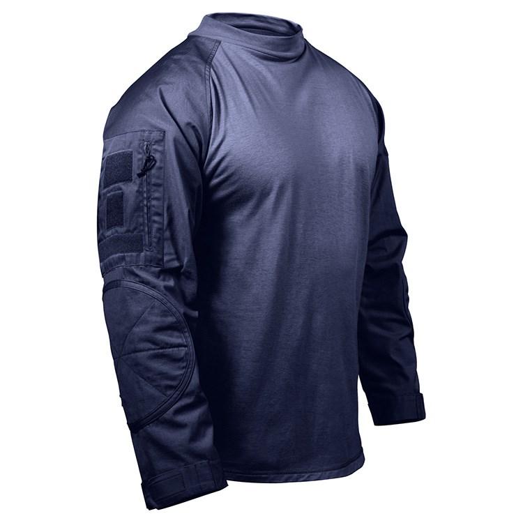 Košile COMBAT taktická MODRÁ ROTHCO 90035 L-11