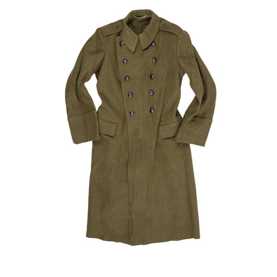 Kabát vlněný rumunský dvouřadé zapínání použitý Armáda Rumunská 91016700 L-11