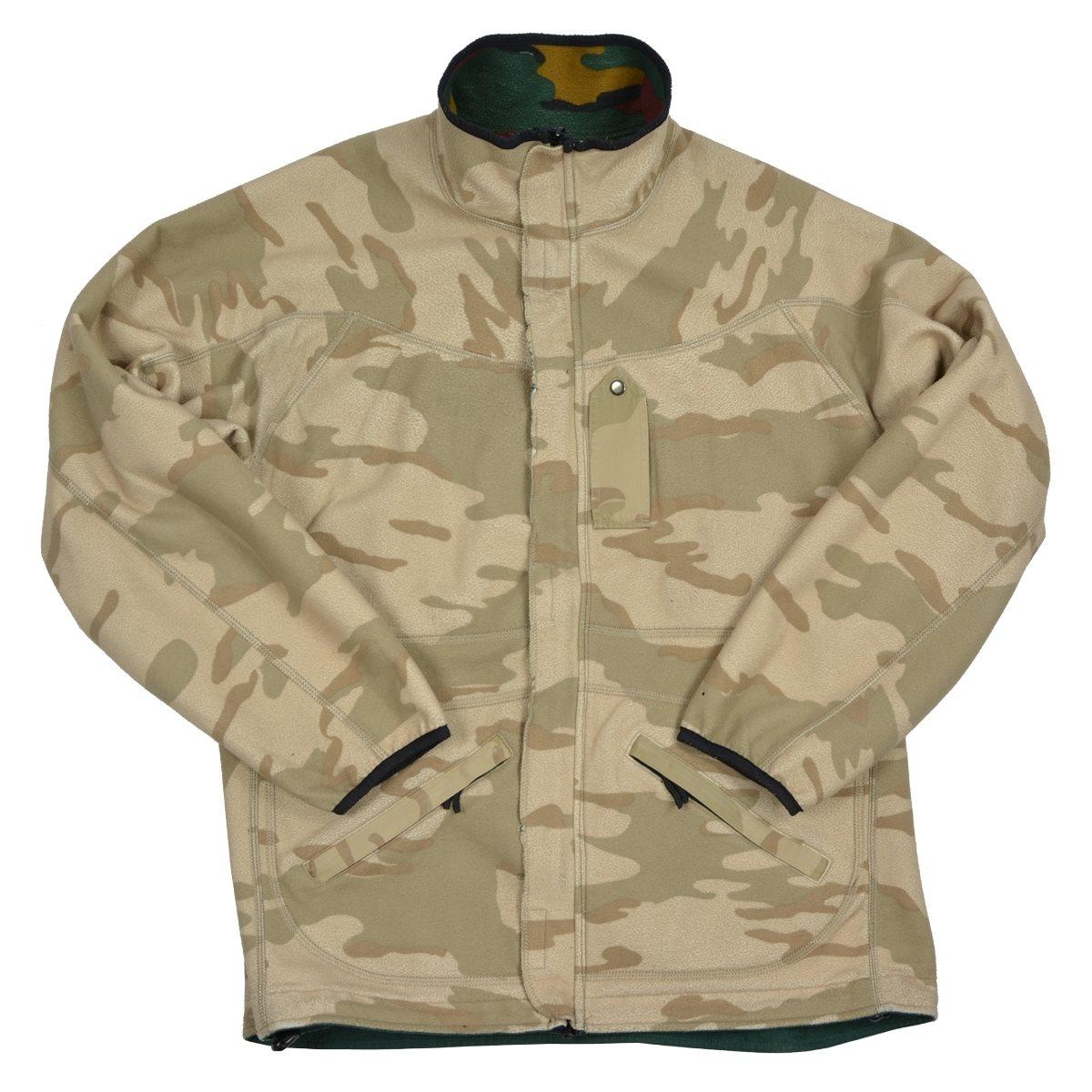 Bunda fleece oboustranná BELGIE TARN Jigsaw použitá Armáda Belgická 91085560 L-11