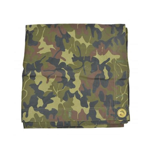 Celta čtvercová CANOPY rumunská maskovaná Armáda Rumunská 91425600 L-11