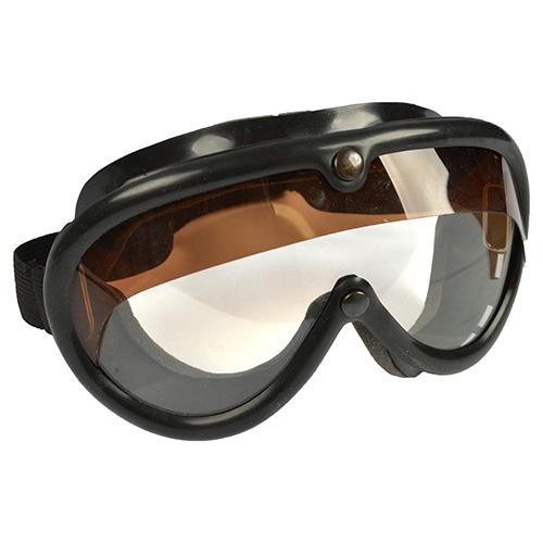 Brýle BW ochranné ČERNÉ