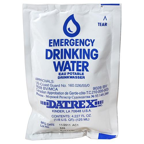 Voda US originál DATREX nouzová 125 ml