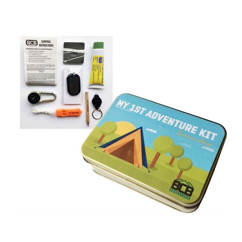 Krabička poslední záchrany My First Adventure Summ BUSHCRAFT ADV058 L-11