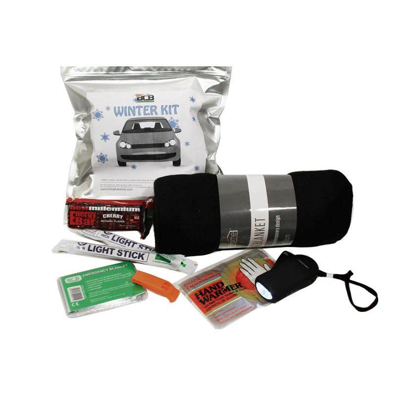 Záchranná autosada Winter Kit BUSHCRAFT ADV060 L-11