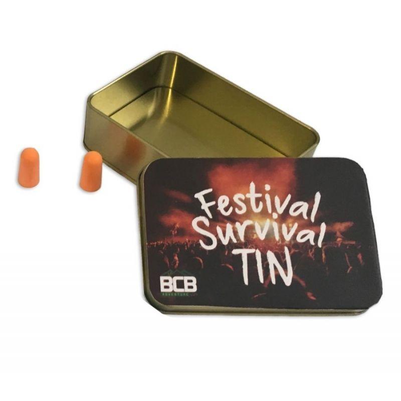 BUSHCRAFT Krabička poslední záchrany Festival
