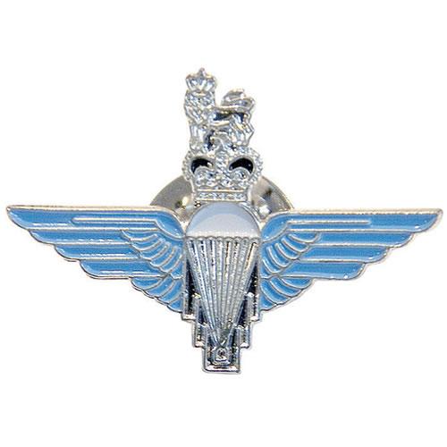 Odznak britský PARA - křídla lakovaný
