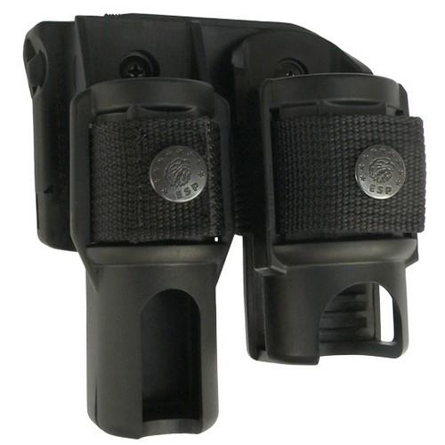 Pouzdro rotační BH-04 a SH-04 pro telesk. obušek a sprej