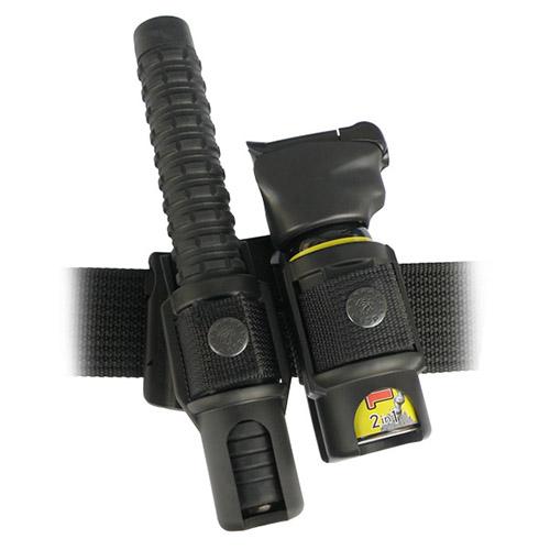 Pouzdro rotační BH-04 a SHT-04 pro telesk. obušek a sprej