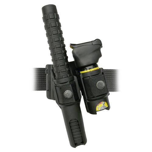 "Pouzdro rotační pro telesk. obušek 21,23,26"" a sprej SHT-04"
