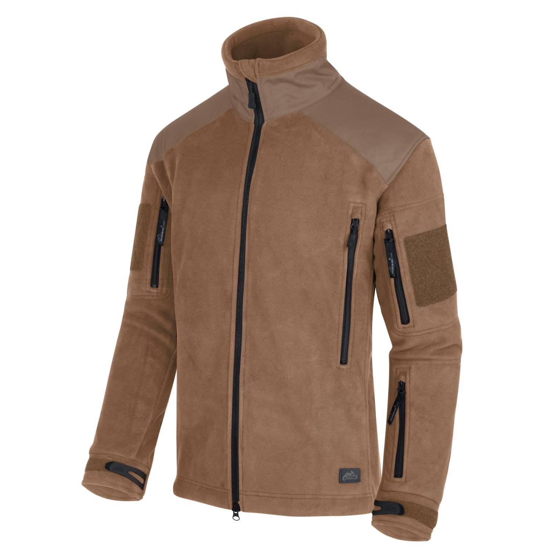 Bunda LIBERTY Heavy fleece COYOTE Helikon-Tex® BL-LIB-HF-11 L-11