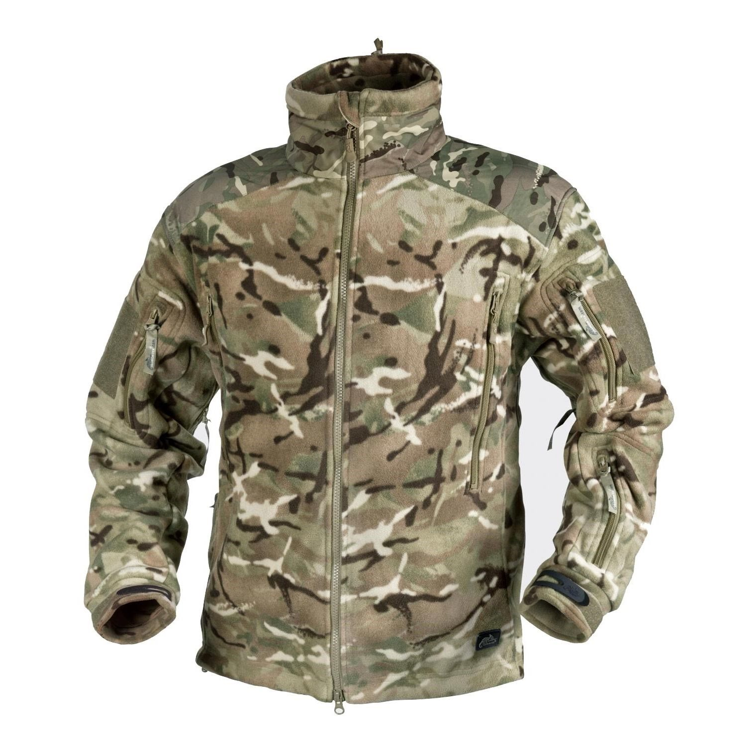 Bunda LIBERTY Heavy fleece MP Camo® Helikon-Tex® BL-LIB-HF-33 L-11