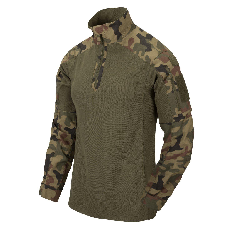 Košile taktická MCDU NYCO rip-stop PL WOODLAND Helikon-Tex® BL-MCD-NR-0402A L-11