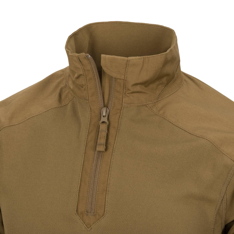 Košile taktická MCDU NYCO rip-stop COYOTE Helikon-Tex® BL-MCD-NR-11 L-11