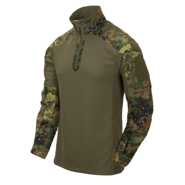 Košile taktická MCDU NYCO rip-stop FLECKTARN Helikon-Tex® BL-MCD-NR-2302A L-11
