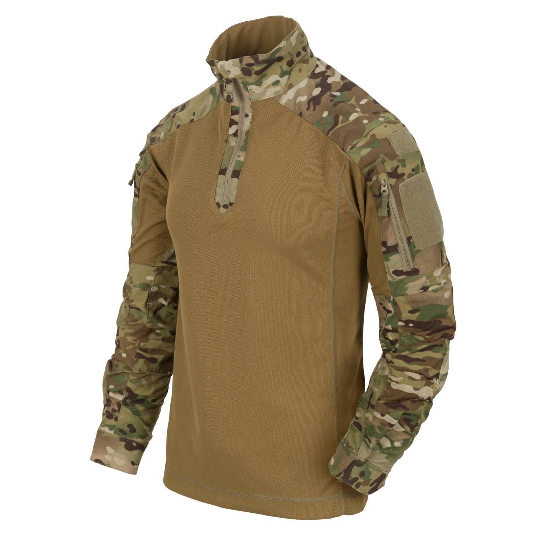 Košile taktická MCDU NYCO rip-stop MULTICAM/COYOTE Helikon-Tex® BL-MCD-NR-3411A L-11