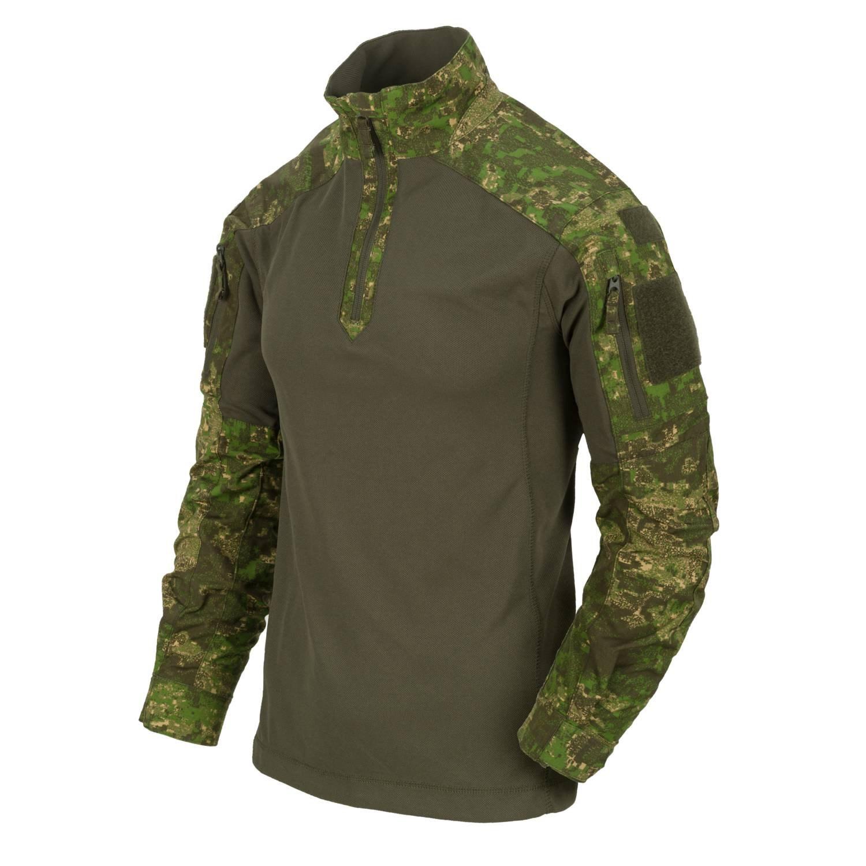 Košile taktická MCDU NYCO rip-stop WILDWOOD/ZELENÁ Helikon-Tex® BL-MCD-NR-4502 L-11