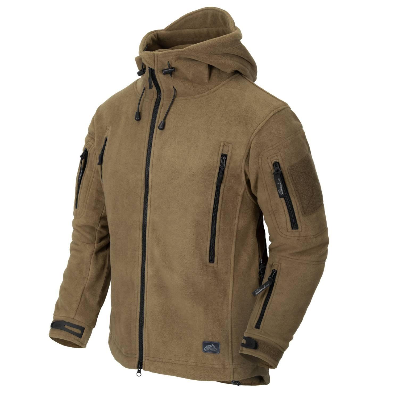 Bunda PATRIOT Heavy fleece COYOTE Helikon-Tex® BL-PAT-HF-11 L-11