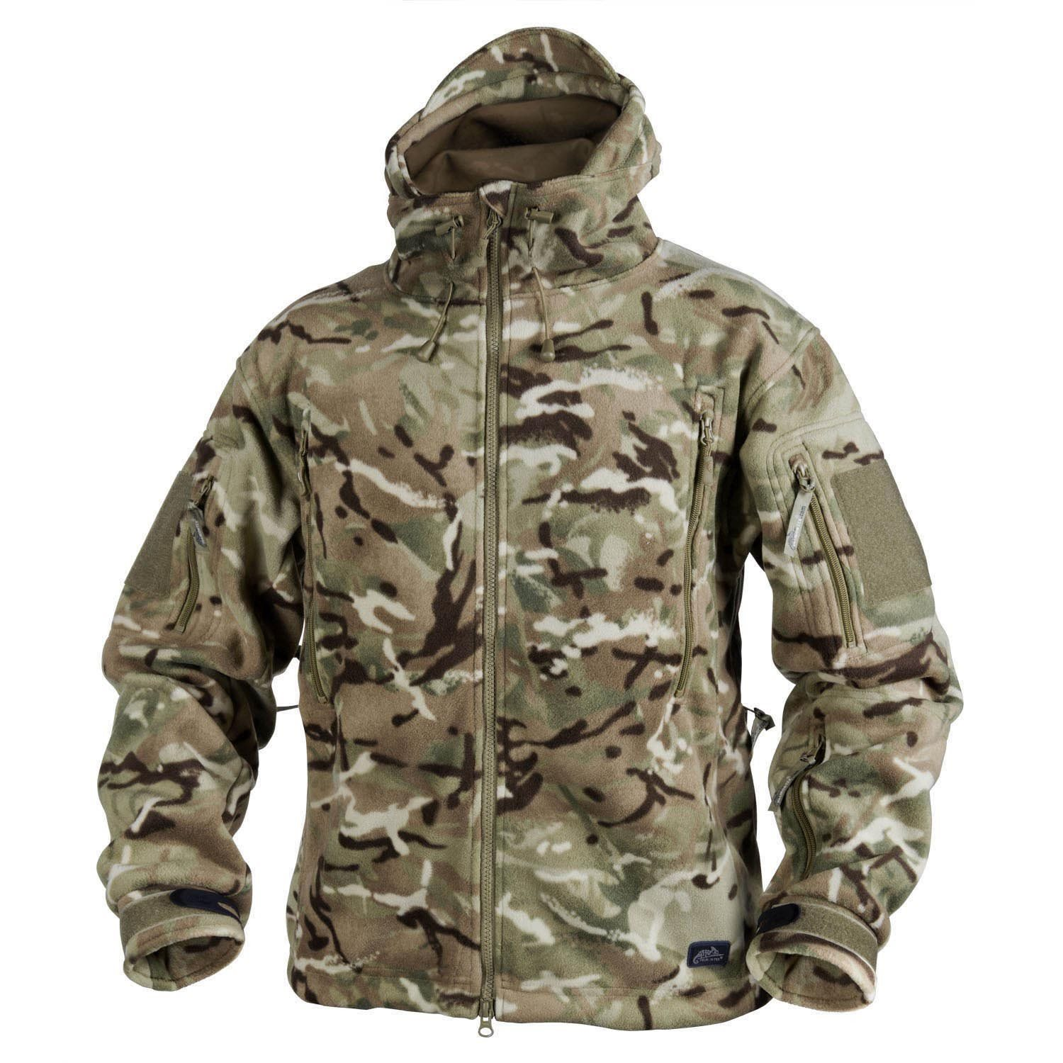 Bunda PATRIOT Heavy fleece MP CAMO Helikon-Tex® BL-PAT-HF-33 L-11