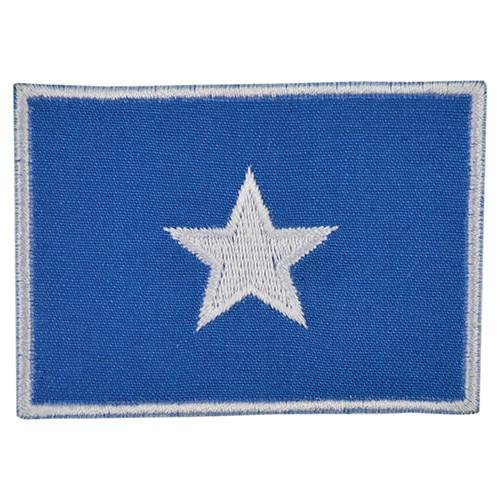 Nášivka vlajka TEXAS - BAREVNÁ