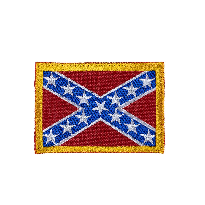 Nášivka vlajka US JIŽANKA - BAREVNÁ