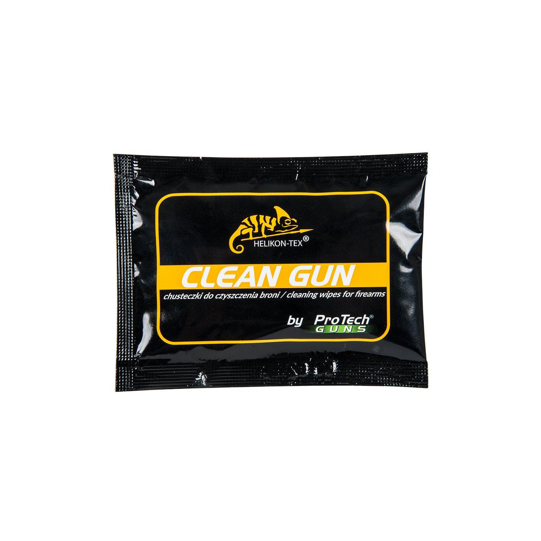 Ubrousky čistící CLEAN GUN na zbraně ČERNÉ