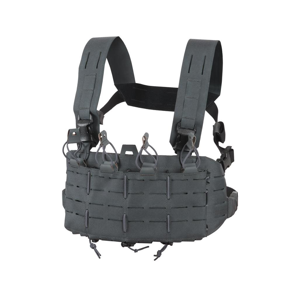 Vesta chest rig TIGER MOTH® SHADOW GREY DIRECT ACTION® CR-TGRM-CD5-SGR L-11