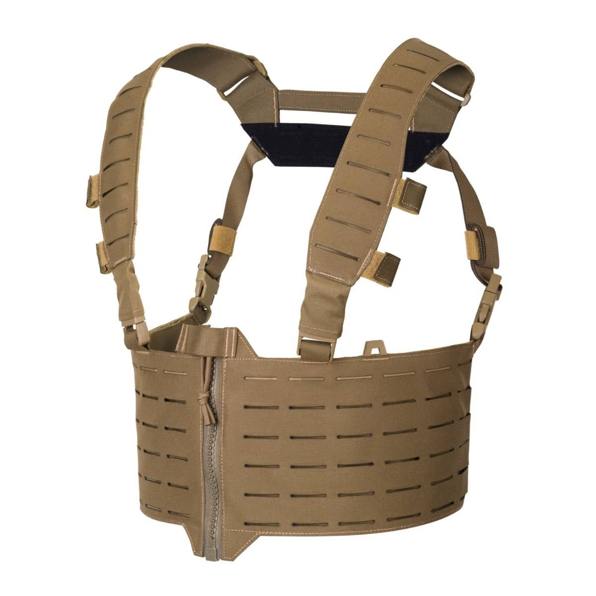 Vesta chest rig WARWICK ZIP FRONT® COYOTE DIRECT ACTION® CR-WRWZ-CD5-COY L-11