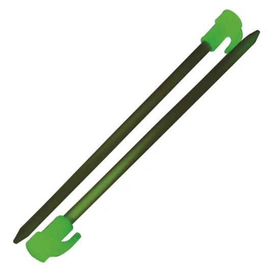 Kolík stanový FLUORESCENČNÍ 20 cm 6 ks