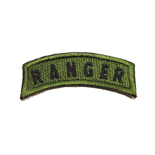 Nášivka oblouček RANGER - OLIV