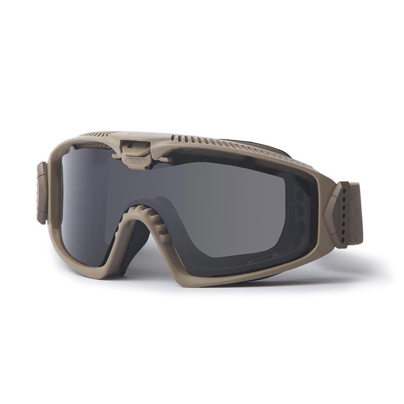ESS Brýle taktické INFLUX sada PÍSKOVĚ