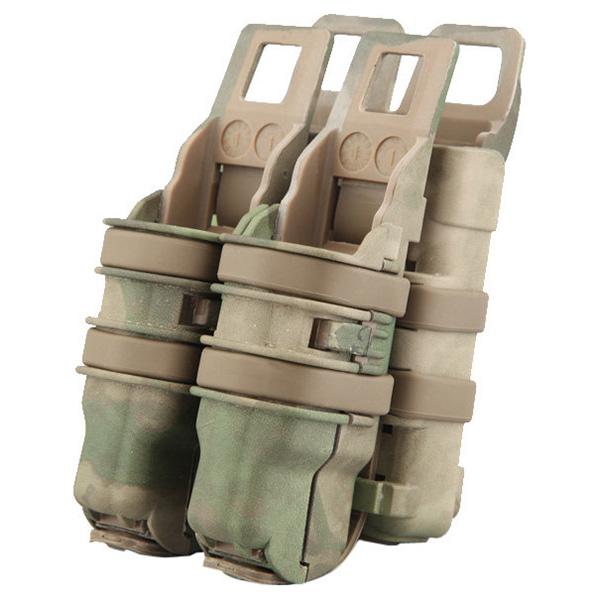 EMERSON Pouzdro na zásobník + pistol plastové FAST 3.gen. A-TACS FG