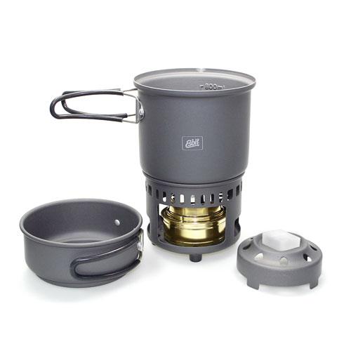 Souprava na vaření se dvěma vařiči ESBIT®