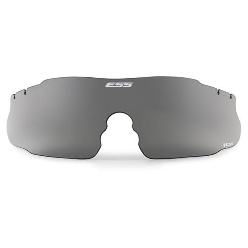 ESS Sklo náhradní pro ICE 2,4 Eyeshield TMAVÉ
