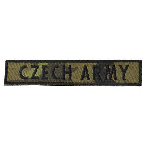Nášivka CZECH ARMY - vz.95 les CZ