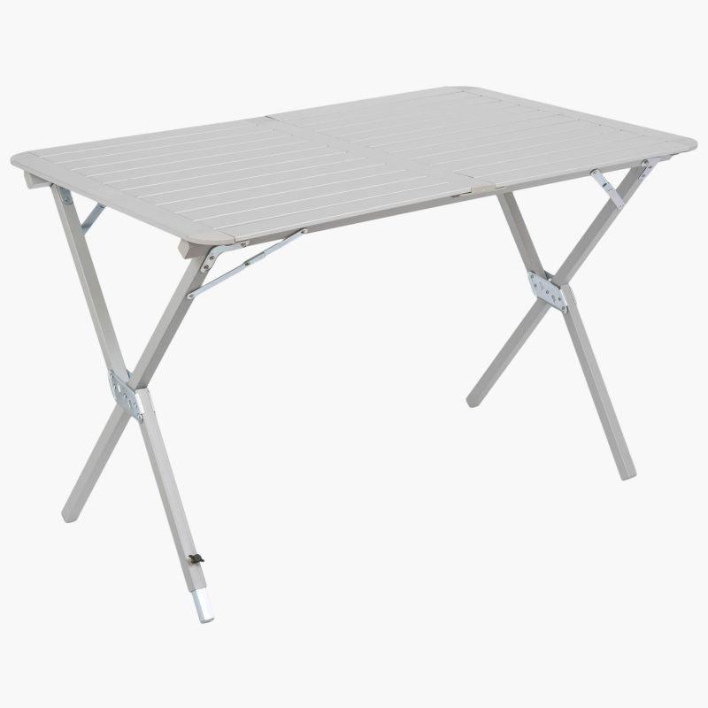 HIGHLANDER | Stůl rozkládací ALU s nůžkovou konstrukcí