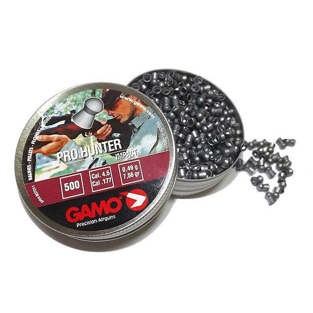 Diabolky GAMO PRO HUNTER 4,5mm (500ks) GAMO G807011 L-11