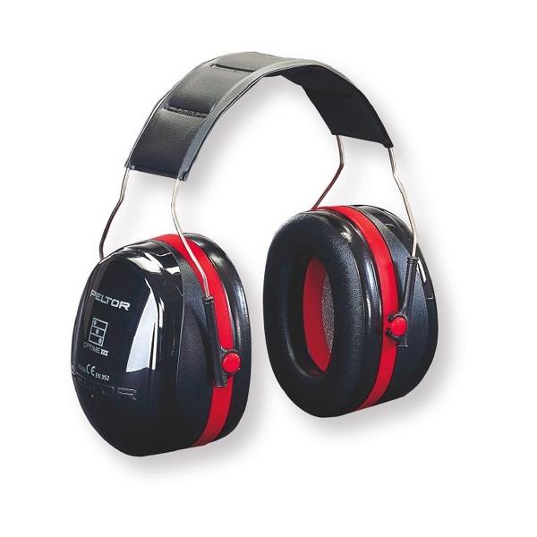 PELTOR | Sluchátka proti hluku PELTOR Optime III ČERNÁ