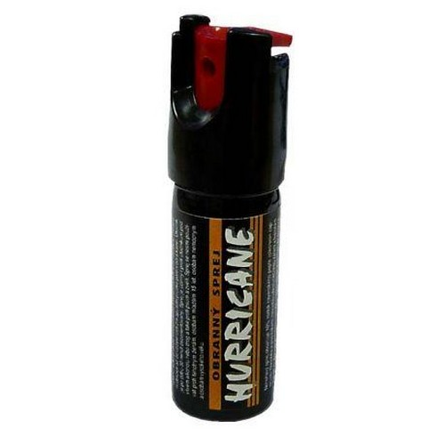 Sprej obranný pepřový HURRICANE 15 ml