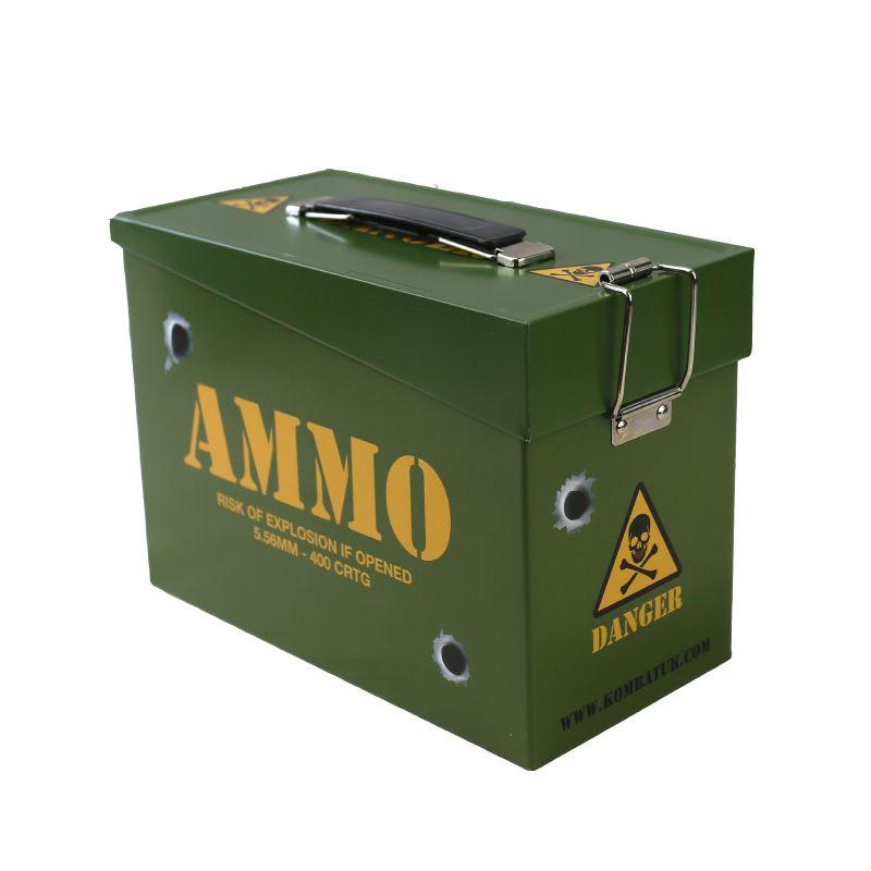 Bedna muniční AMMO ARMY STYL