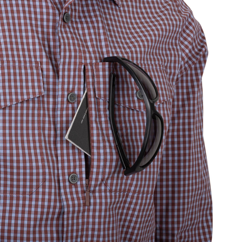 Košile COVERT dlouhý rukáv SCARLET FLAME Helikon-Tex® KO-CCC-CB-C2 L-11