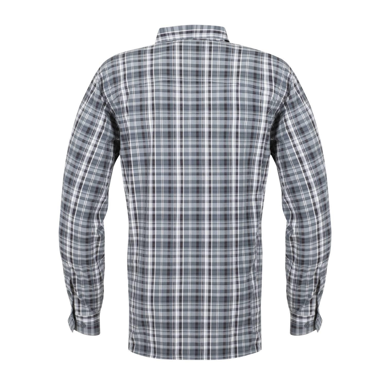 Košile DEFENDER MK2 CITY SHIRT® STONE PLAID Helikon-Tex® KO-DCT-SN-P1901 L-11